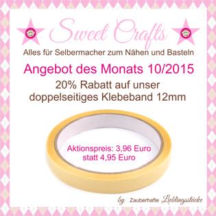 B_ANGEBOT_des_Monats_201510_doppelseitiges Klebeband